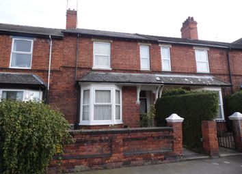 Thumbnail 4 bed end terrace house for sale in West Parade, Lincoln