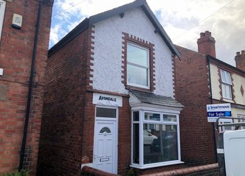 3 bed detached house for sale in Heath Road, Ripley DE5