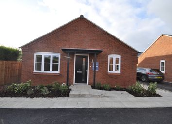 Thumbnail 2 bed detached bungalow for sale in Sycamore Way, Brailsford, Ashbourne