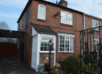 Thumbnail 3 bed semi-detached house for sale in Marsh Croft, Brotherton