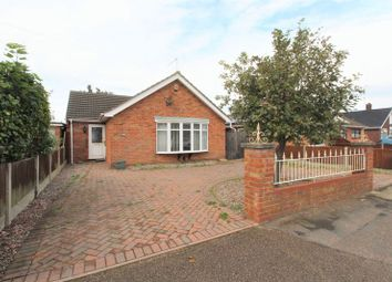 2 bed detached bungalow for sale in Briar Avenue, Bradwell, Great Yarmouth NR31