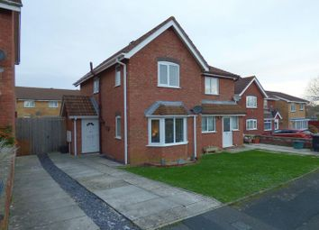 Thumbnail 2 bed semi-detached house for sale in Kielder Drive, Worle, Weston-Super-Mare