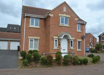Thumbnail 4 bed detached house to rent in Mimosa Court, Scunthorpe