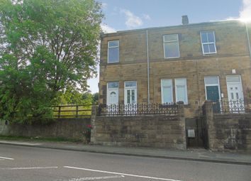 Thumbnail 3 bed flat for sale in Caroline Terrace, Blaydon-On-Tyne
