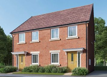 """Thumbnail 2 bed semi-detached house for sale in """"The Remstone"""" at Bede Ling, West Bridgford, Nottingham"""