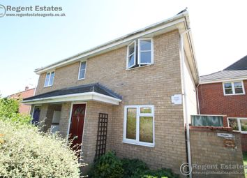 Thumbnail 1 bed flat to rent in Crescent Court, Crescent Avenue, Grays, Essex