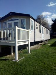 Thumbnail 3 bed mobile/park home for sale in Allhallows Leisure Holiday Park, Rochester