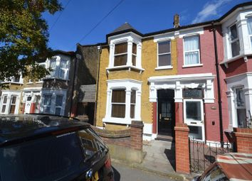 Thumbnail 3 bed terraced house to rent in Hatherley Road, Walthamstow, London