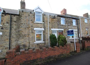 Thumbnail 2 bed terraced house to rent in Derwent Terrace, Stanley
