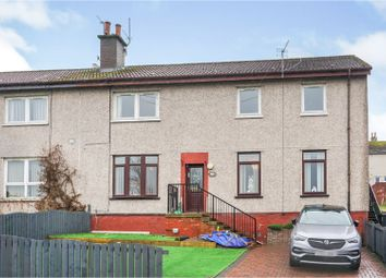 Thumbnail 3 bed flat for sale in Holmburn Road, Cumnock