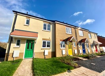 3 bed end terrace house for sale in Pyrland Fields, Taunton TA2