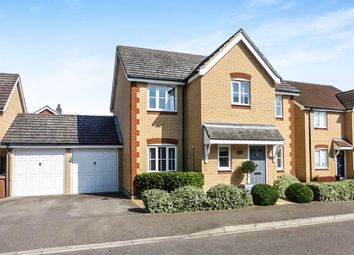 Thumbnail 4 bedroom detached house for sale in Tribune Close, Chatteris