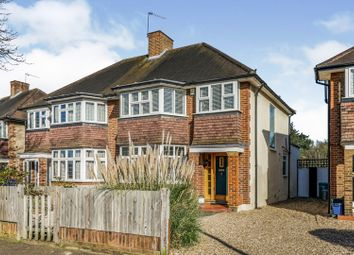 Thumbnail 3 bed semi-detached house for sale in St. Margarets Road, Twickenham