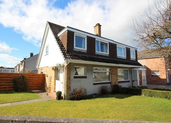 Thumbnail 3 bed semi-detached house for sale in 10 Miers Avenue, Drakies, Inverness, Highland.