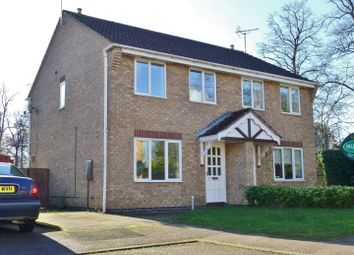 Thumbnail 3 bed semi-detached house to rent in Plover Close, Oakham
