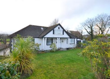 Thumbnail 4 bed detached bungalow for sale in Gwbert Road, Cardigan