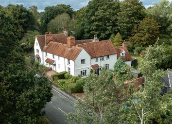 Thumbnail 4 bed cottage for sale in Rectory Hill, East Bergholt, Colchester