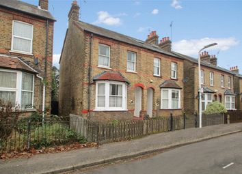 Thumbnail 3 bed semi-detached house for sale in Hows Road, Cowley, Uxbridge