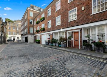 Thumbnail 3 bed mews house for sale in Weymouth Mews, Marylebone Village, London