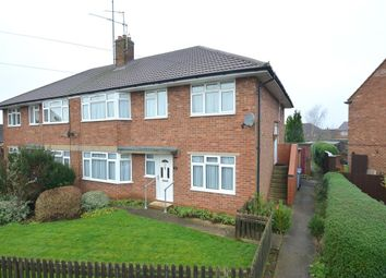 Thumbnail 2 bed flat for sale in Northumberland Road, Kettering