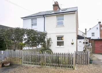 Thumbnail 2 bed semi-detached house for sale in Queens Road, Tunbridge Wells