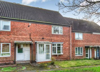 Thumbnail 2 bedroom terraced house for sale in Heronfield Close, Church Hill, Redditch
