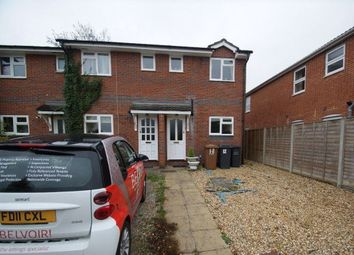 Thumbnail 2 bed terraced house to rent in Dances Close, Andover