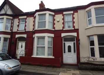 Thumbnail 3 bedroom terraced house for sale in Woodhall Road, Old Swan, Liverpool, England
