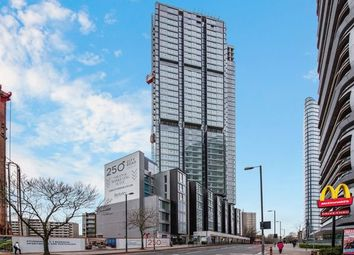 Thumbnail 2 bed flat to rent in Carrara Tower, City Road, London
