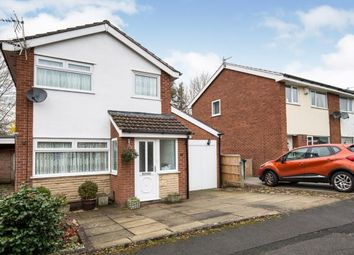 Thumbnail 3 bed detached house for sale in School Field, Bamber Bridge, Preston, Lancashire