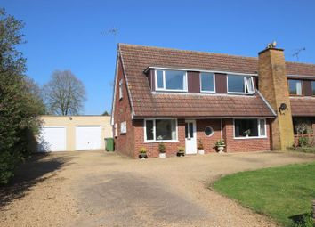 Thumbnail 4 bed semi-detached house for sale in Mountford Close, Wellesbourne, Warwick
