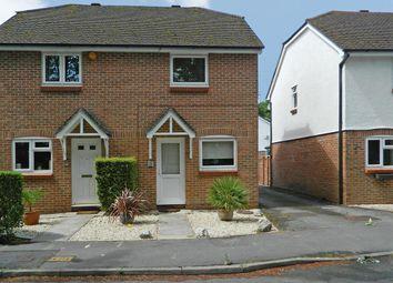 Thumbnail 2 bedroom semi-detached house for sale in Oakwood Close, Midhurst