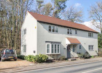 Thumbnail 3 bed detached house for sale in Cambridge Road, Quendon, Saffron Walden