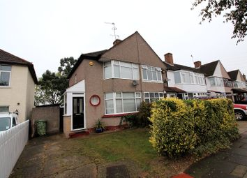 Thumbnail 2 bedroom end terrace house to rent in Rowley Avenue, Sidcup, Kent