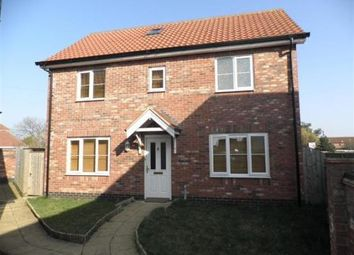 Thumbnail 3 bedroom detached house to rent in Mill Lane, Bradwell, Great Yarmouth