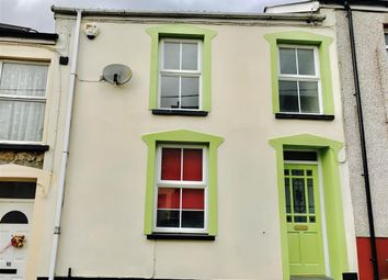 Thumbnail 2 bedroom property to rent in Russell Street, Dowlais, Merthyr Tydfil