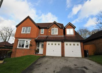 Thumbnail 5 bed property for sale in Clumber Close, Ashbourne