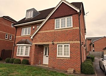Thumbnail 5 bed detached house to rent in Wellsfield, Bushey