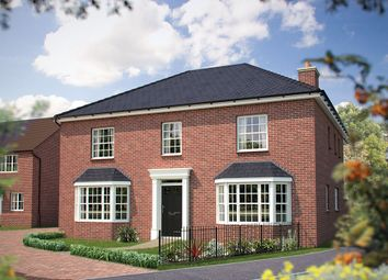 "Thumbnail 5 bedroom detached house for sale in ""The Ascot"" at Main Street, Tingewick, Buckingham"