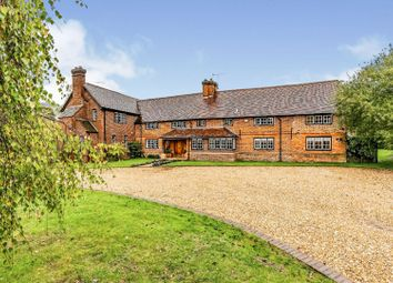 Darby Green Lane, Darby Green GU17. 5 bed detached house for sale