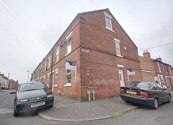 Thumbnail 3 bed end terrace house for sale in Chard Street, Nottingham