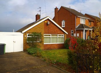 Thumbnail 2 bed bungalow for sale in Prospect Avenue, South Normanton Derbyshire