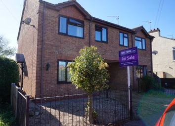 Thumbnail 3 bed semi-detached house for sale in Gaultree Square, Wisbech