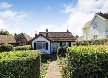 Thumbnail 2 bed detached bungalow for sale in Tankerton Road, Tankerton, Whitstable