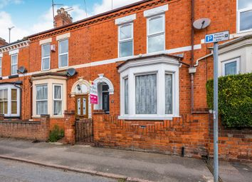 Thumbnail 2 bed terraced house for sale in Bruce Street, Northampton