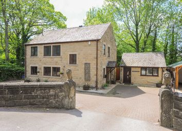 Thumbnail 7 bed detached house for sale in Warney-Lea, Dale Road South, Darley Dale