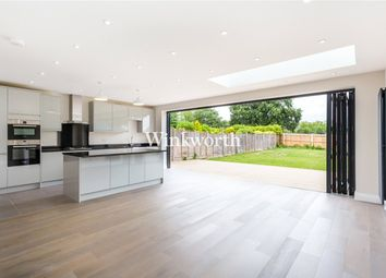 Thumbnail 5 bed semi-detached house for sale in Oakwood Park Road, London