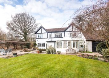 Thumbnail 5 bed detached house for sale in Heathbourne Road, Bushey Heath, Hertfordshire