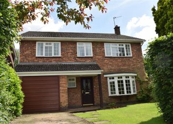 Thumbnail 4 bed detached house for sale in Hall Lane, Walton, Lutterworth