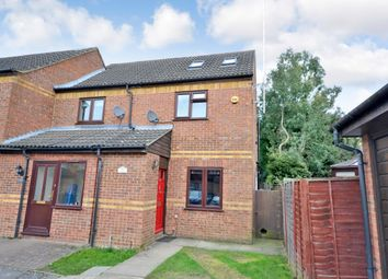 Thumbnail 3 bed semi-detached house for sale in Long Croft, Takeley, Bishop's Stortford